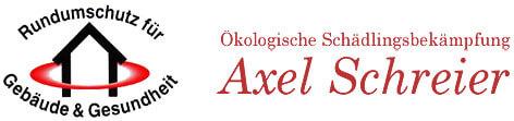 Axel Schreier - Logo